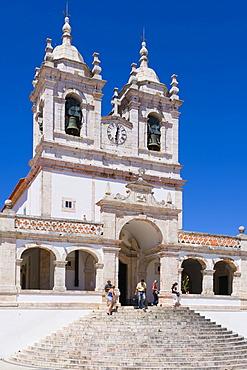 Igreja de Nossa Senhora da Nazare, Church of Nossa Senhora da Nazare, Largo Nossa Senhora da Nazare, Sitio, Nazare, Oeste, Leiria District, Portugal, Europe