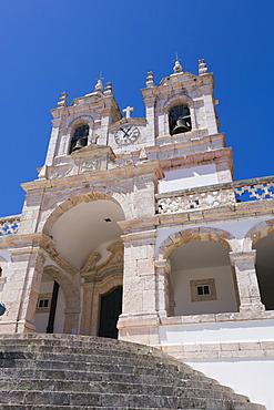 Igreja de Nossa Senhora da Nazare, Church of Nossa Senhora da Nazare, Sitio, Nazare, Oeste, Leiria District, Portugal, Europe