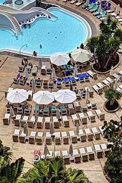 Anfi Beach Hotel, a luxury hotel, Anfi del Mar, Arguineguin, Playa de Tauro, Morgan, Gran Canaria, Canary Islands, Spain, Europe