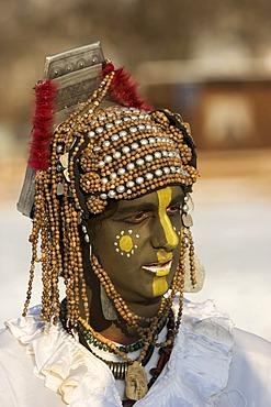Carnival tradition Telfer Schleicherlaufen - Telfs Tyrol Austria
