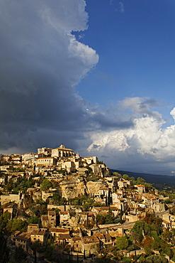 Gordes, Apt, Provence region, Département Vaucluse, France, Europe