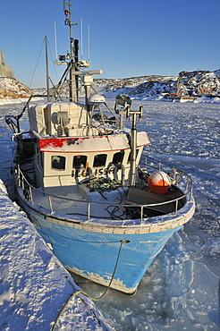 Port, Ilulissat, Greenland, Arctic North America