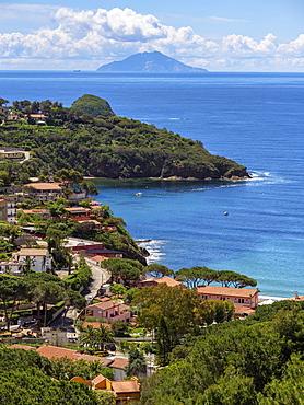 Bay of Morcone, Golfo Stella, Elba, Tuscany, Province of Livorno, Italy, Europe