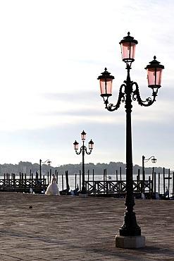 Piazza San Marco, St Mark's Square, Venice, UNESCO World Heritage Site, Venetia, Italy, Europe