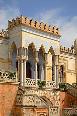 Villa Sticchi in Santa Cesarea Terme, Puglia, Italy, Europe