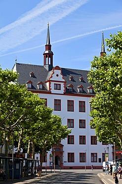 Old University, Mainz, Rhineland-Palatinate, Germany, Europe