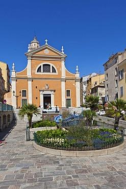 Cathedrale-Notre-Dame-de-l'Assomption, Cathedral of Ajaccio, Ajaccio, Corsica, France, Europe