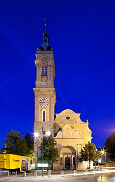 Church of St. George, Eisenach, Thuringia, Germany, Europe, PublicGround