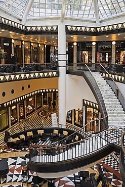 Quartier 206 Shopping Centre, Friedrichstrasse, Berlin, Germany, Europe