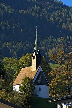 Church in Bischofshofen, St. Johann im Pongau district, Salzburger Land, Austria, Europe