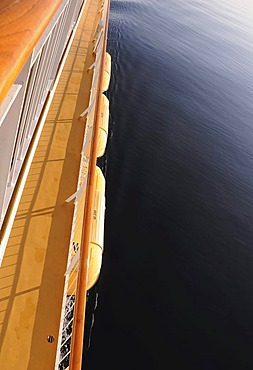Ship's rail