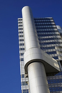HypoVereinsbank building, Munich, Bavaria, Germany, Europe