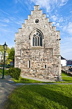 Haakon's Hall or HÃ'konshallen, Bergen, UNESCO World Heritage Site Hordaland, Norway, Scandinavia, Northern Europe