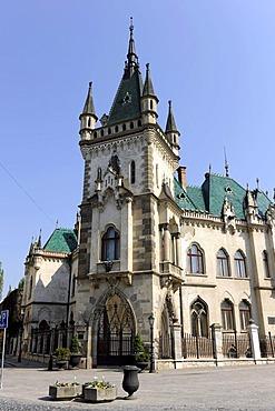 Jakab's Palace or Jakabov palac, Kosice, Slovakia, Europe