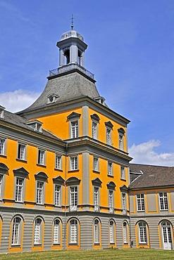 Rheinische Friedrich-Wilhelms-Universitaet or University of Bonn, former electoral palace, Cologne, Bonn, North Rhine-Westphalia, Germany, Europe