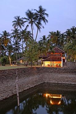 Kalari Kovilakom Hotel, Palace for Ayurveda, Kollengode, Vengunad, Kerala, India, South India, Asia