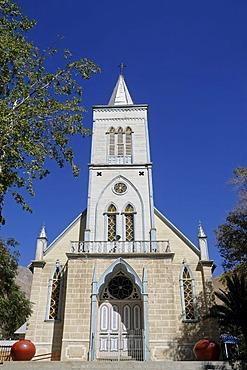 Church, Pisco Elqui, village, Vicuna, Valle d'Elqui, Elqui Valley, La Serena, Norte Chico, northern Chile, Chile, South America