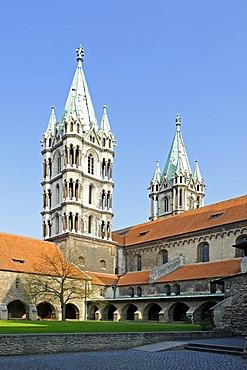 Cathedral Saint Peter and Paul, Naumburg, Saxony-Anhalt, Germany, Europe