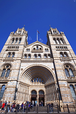 Natural History Museum, South Kensington, London, England, United Kingdom, Europe