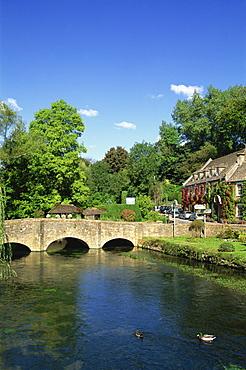 Bibury, Gloucestershire, Cotswolds, England, United Kingdom, Europe