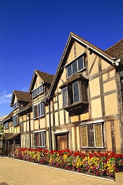 Shakespeare Centre, Stratford-upon-Avon, Warwickshire, England, United Kingdom, Europe