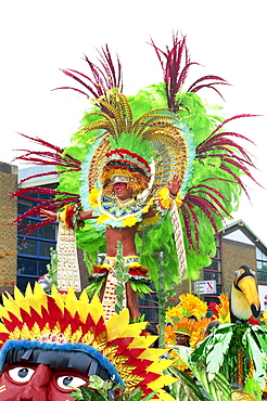 Notting Hill Carnival, London, England, United Kingdom, Europe