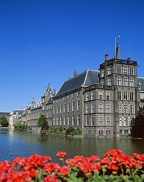 Ridderzaal, Knights Hall, Binnenhof, The Hague, Holland (Netherlands), Europe