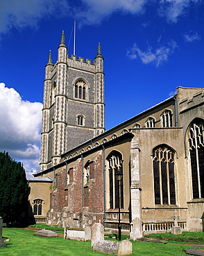 Dedham Church, Dedham, Essex, England, United Kingdom, Europe