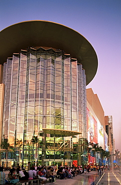 Siam Paragon Shopping Complex, Bangkok, Thailand, Southeast Asia, Asia