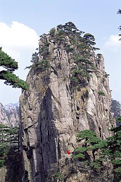 Scenery, Beihai Scenic Area, Huangshan, Anhui Province, China, Asia