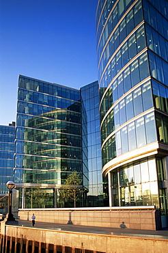 More London Development office buildings, Southwark, London, England, United Kingdom, Europe