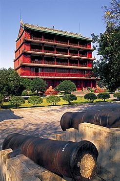 Guangzhou Municipal Museum, Yuexiu Park, Guangzhou, Guangdong, China, Asia