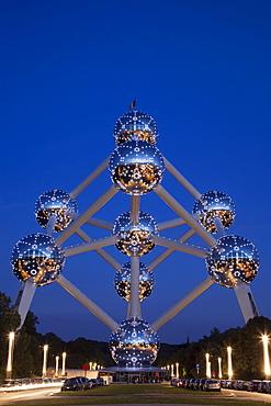 Atomium, Brussels, Belgium, Europe
