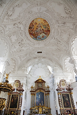 St. Madgalene Church, Altotting, Upper Bavaria, Germany, Europe