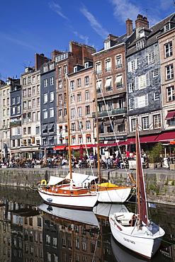 Honfleur, Normandy, France, Europe
