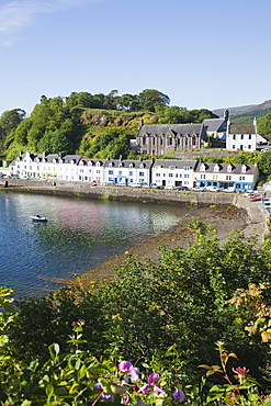 Portree, Isle of Skye, Inner Hebrides, Scotland, United Kingdom, Europe