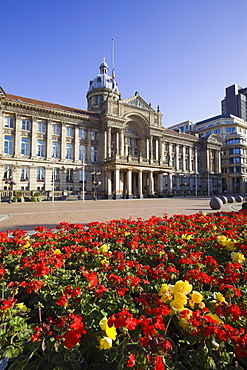 Council House Building, Victoria Square, Birmingham, England, United Kingdom, Europe