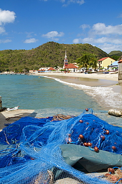 Grande Anse, Les Anses d'Arlet, Martinique, Windward Islands, French Overseas Department, West Indies, Caribbean, Central America