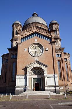 Tempio Monumentale ai Caduti, Modena, Emilia Romagna, Italy, Europe
