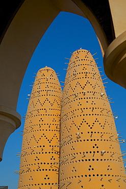 Pigeon Towers, Katara Cultural Village, Doha, Qatar, Middle East