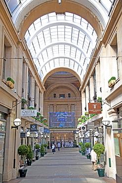 Interior, The Exchange, Nottingham, Nottinghamshire, England, United Kingdom, Europe