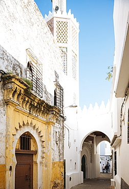 Kasbah, Tangier, Morocco, North Africa, Africa