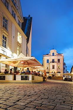 Old Town, UNESCO World Heritage Site, Tallinn, Estonia, Europe