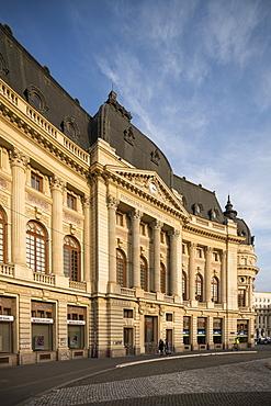 Central University Library, Bucharest, Romania, Europe