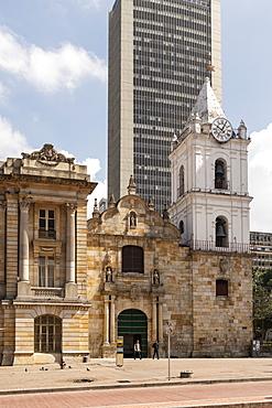 Iglesia de San Francisco, Bogota, Cundinamarca, Colombia, South America