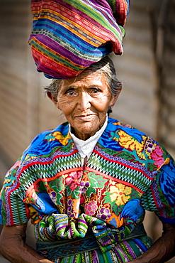 San Antonio Aguas Calientes, Guatemala, Central America