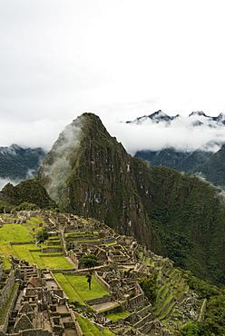 Machu Picchu, UNESCO World Heritage Site, The Sacred Valley, Peru, South America