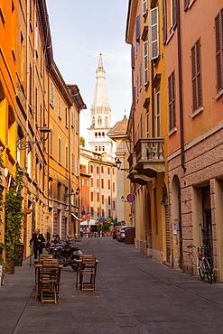 The historic centre of Modena, Emilia-Romagna, Italy, Europe