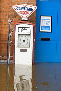 Floods of July 2007, Tewkesbury, Gloucestershire, England, United Kingdom, Europe