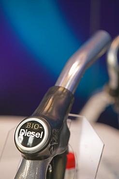 Biodiesel petrol pump